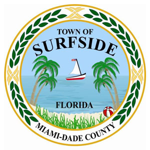 Town of Surfside Official Seal